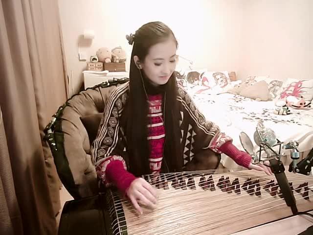 古筝 天龙八部主题曲《难念的经》