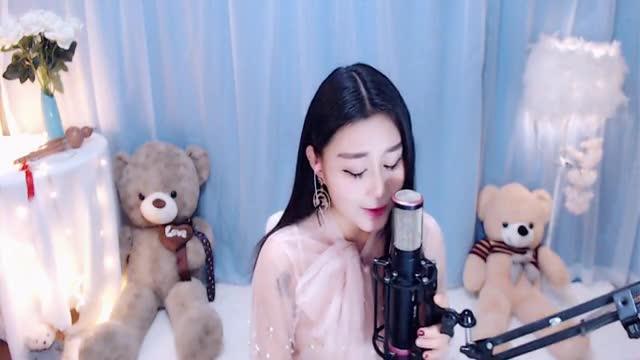【神曲】回忆总想哭 - 甜闵儿 - China直播视频