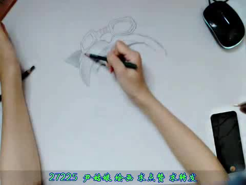 尹姑娘手绘提姆队长