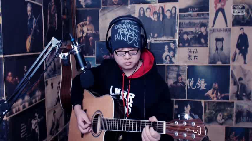 回西安【吉他弹唱】