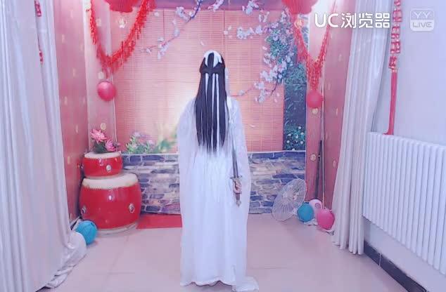 剑舞-神雕侠侣 -                      951尹姑娘                 2017.03.23