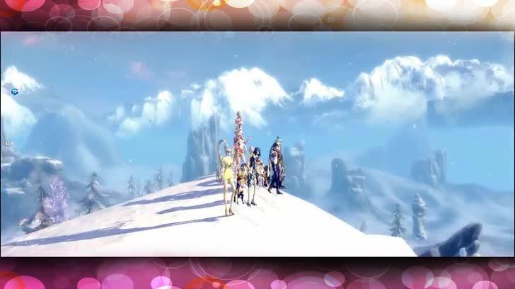 《故雪》【剑灵全职业大合唱】