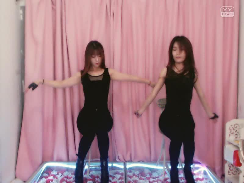 双人椅子舞