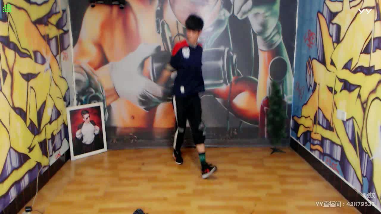 阿蛟-炫酷街舞