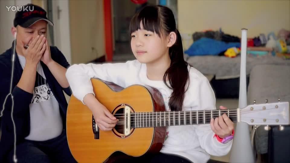 最美情侣吉他谱子