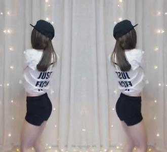 新学的劲爆舞蹈~!