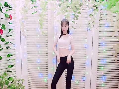 奕晨-小清新风韩舞