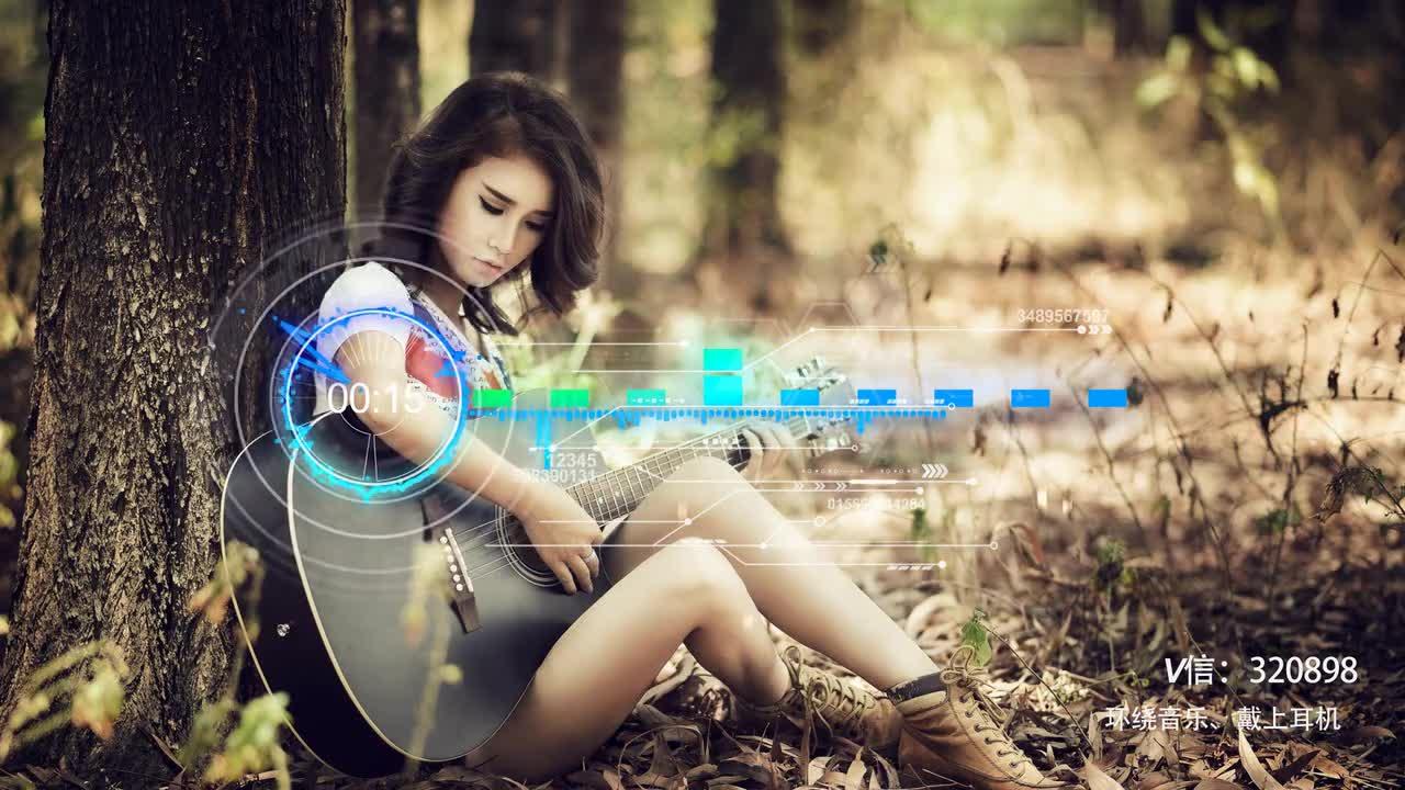5D环绕-弹跳女声 -                     环绕音乐、戴上耳机                2017.07.21