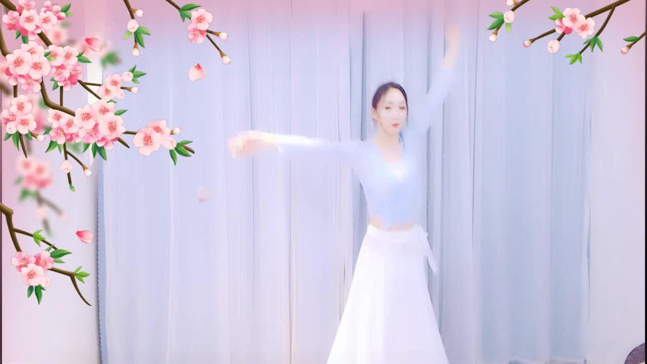 [天河]    霸氣女神小小彤 - 煙雨行舟-舞蹈2020.02.06
