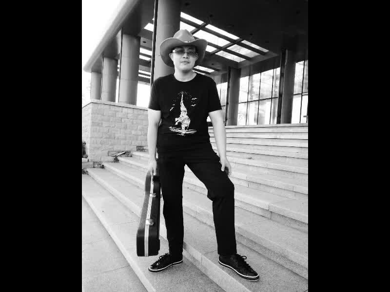 吉他阿北16年11月15日唱作记第三部 2
