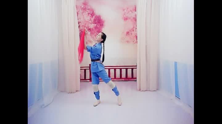 《映山红》国庆献舞