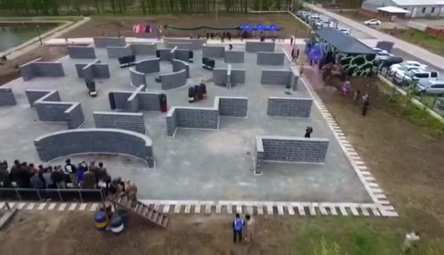 2017首届东北三省野战运动城市联赛