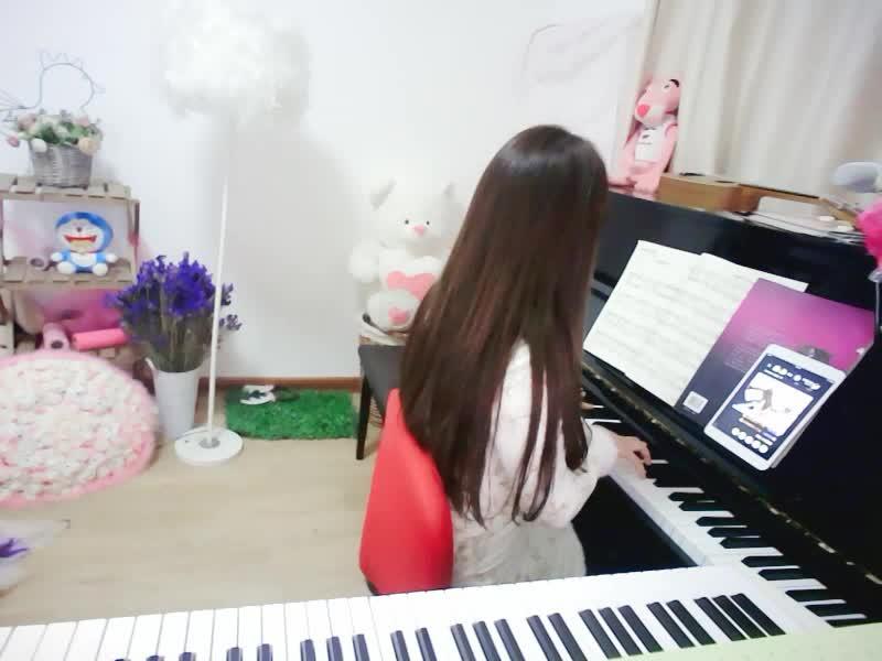 涩宝宝 一千年以后 钢琴曲