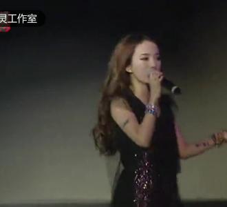 胡灵演唱会-Wanna Be